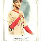 ADAM WAINWRIGHT 2012 Topps Allen & Ginter SHORT PRINT Card #319 ST LOUIS CARDINALS FREE SHIPPING