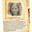 CYNTHIA PRITCHARD 2012 Topps Allen & Ginter Murder Willow Cove KILLER Card Crack Code FREE  SHIPPING