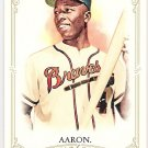 HANK AARON 2012 Topps Allen & Ginter Card #247 MILWAUKEE ATLANTA BRAVES Baseball FREE SHIPPING And
