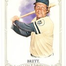 GEORGE BRETT 2012 Topps Allen & Ginter Card #137 KANSAS CITY ROYALS Baseball FREE SHIPPING And A&G