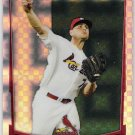 MATT HOLLIDAY 2012 Bowman Chrome X-FRACTOR Insert Card 109 ST LOUIS CARDINALS Baseball FREE SHIPPING