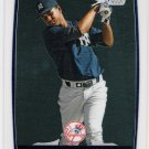 RAVEL SANTANA 2012 Bowman CHROME Prospects 1st ROOKIE Card #BCP121 NEW YORK YANKEES FREE SHIPPING