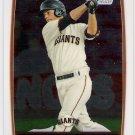 GARRETT BUECHELE 2012 Bowman CHROME Prospects 1st ROOKIE Card #BCP183 SAN FRANCISCO GIANTS Baseball