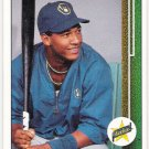 GARY SHEFFIELD 1989 Upper Deck ROOKIE Card #13 MILWAUKEE BREWERS Baseball FREE SHIPPING 13