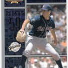 OLIVER PEREZ 2002 Upper Deck Ballpark Idols ROOKIE Card #241 SAN DIEGO PADRES #'d 951/1750 Baseball