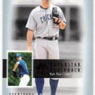 MARK PRIOR 2003 UD SP Authentic Superstar Flashback INSERT Card #SF19 CHICAGO CUBS #'d 1159/2003 19
