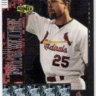 MARK MCGWIRE 2000 Upper Deck Ionix Card #14 ST LOUIS CARDINALS Baseball FREE SHIPPING 14