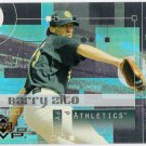 BARRY ZITO 2003 Upper Deck MVP Pro View INSERT Card #PV32 OAKLAND A'S Baseball FREE SHIPPING 32