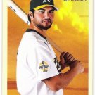 ERIC CHAVEZ 2009 Upper Deck Goodwin Champions SHORT PRINT Card #169 OAKLAND A's FREE SHIPPING SP