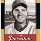 JOHNNY BENCH 2001 Upper Deck Legends Fiorentino Collection INSERT Card #F12 CINCINNATI REDS Baseball