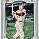 RED SCHOENDIENST 2013 Topps Gypsy Queen SHORT PRINT Card #144 ST LOUIS CARDINALS FREE SHIPPING 144