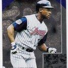 RICKEY HENDERSON 1998 Donruss Preferred Card #45 LOS ANGELES ANAHEIM ANGELS Baseball FREE SHIPPING