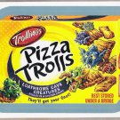 TROLLINOS PIZZA TROLLS 2013 Topps Wacky Packages BLUE Parallel INSERT Sticker Card #27 Series 11