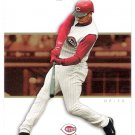 KEN GRIFFEY JR 2005 Fleer FLAIR Baseball Card #33 CINCINNATI REDS Free Shipping 33