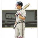 CHIPPER JONES 2005 Fleer FLAIR Baseball Card #26 ATLANTA BRAVES Free Shipping 26