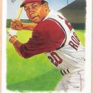 FRANK ROBINSON 2002 Topps Gallery Retired Baseball Card #197 CINCINNATI REDS Free Shipping 197