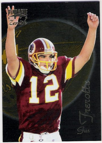 GUS FREROTTE 1996 Pinnacle Zenith Football Card #55 WASHINGTON REDSKINS Free Shipping 55