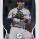 HANLEY RAMIREZ 2013 Bowman CHROME Baseball Card #60 LOS ANGELES DODGERS Free Shipping 60