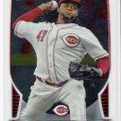 JOHNNY CUETO 2013 Bowman CHROME Baseball Card #117 CINCINNATI REDS Free Shipping 117