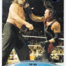 UNDERTAKER Wins The ROYAL RUMBLE 2013 Topps Best of WWE Top Ten Matches INSERT Card #6 Modern Era