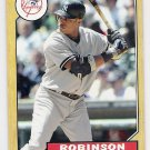 ROBINSON CANO 2012 Topps 1987 Topps Minis INSERT Card #TM15 NEW YORK YANKEES Baseball FREE SHIPPING