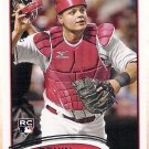 DEVIN MESORACO 2012 Topps ROOKIE Card #41 CINCINNATI REDS Baseball FREE SHIPPING RC 41