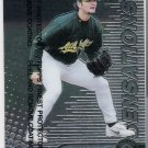 ERIC CHAVEZ 1999 Topps Finest Card #129 OAKLAND A'S Baseball FREE SHIPPING Protected 129
