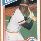 WILLIE MCCOVEY 1992 DowBrands Ziploc Baseball Card #7 SAN FRANCISCO GIANTS Oddball FREE SHIPPING 7