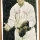 IRVING LEWIS 1912 T207 Tobacco Card 1980s REPRINT BOSTON ATLANTA BRAVES Oddball FREE SHIPPING