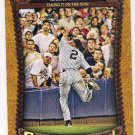 DEREK JETER 2014 Topps Gypsy Queen Glove Stories INSERT Card #GS-DJ NEW YORK YANKEES Free Shipping