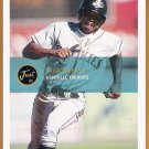 JUAN PIERRE 2000 Just Minor League ROOKIE Card #78 FLORIDA MARLINS Baseball FREE SHIPPING 2K 78