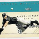 MIGUEL CABRERA 2004 Fleer Classic Clippings Card #31 FLORIDA MARLINS Baseball FREE SHIPPING 31 Miami