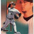 JOSH BECKETT 2004 Fleer Showcase Card #64 FLORIDA MARLINS Baseball FREE SHIPPING Miami 64
