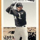 PAUL KONERKO 2003 Fleer Double Header Flip Card #193-194 CHICAGO WHITE SOX Baseball FREE SHIPPING