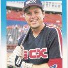 CARLTON FISK 1987 Fleer Card #496 CHICAGO WHITE SOX Baseball FREE SHIPPING 496