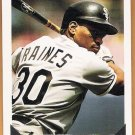 TIM RAINES 1993 Topps GOLD Card #675 CHICAGO WHITE SOX Baseball FREE SHIPPING 675 Rock