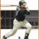 MIKE SWEENEY 2005 Fleer FLAIR Card #22 KANSAS CITY ROYALS Baseball FREE SHIPPING 22