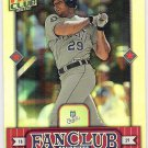 MIKE SWEENEY 2002 Donruss Best Of Fan Club Card #298 KANSAS CITY ROYALS Free Shipping #d 323/2025