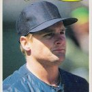 CHUCK KNOBLAUCH 1992 Post Star ROOKIE Card #6 MINNESOTA TWINS Baseball FREE SHIPPING Oddball RC 6