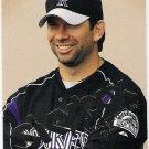 TODD HELTON 2004 Skybox Autographics Card #7 COLORADO ROCKIES Baseball FREE SHIPPING 7