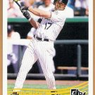 TODD HELTON 2002 Donruss Originals Card #158 COLORADO ROCKIES Baseball FREE SHIPPING 1984 Design 158