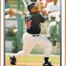 KIRBY PUCKETT 1992 O-Pee-Chee Premier '92 Card #102 MINNESOTA TWINS Baseball FREE SHIPPING 102