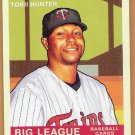 TORII HUNTER 2007 Upper Deck Goudey RED Back Card #95 MINNESOTA TWINS Baseball FREE SHIPPING 95