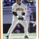 DAVID ORTIZ 2002 Fleer Focus JE Card #125 MINNESOTA TWINS Baseball FREE SHIPPING 125