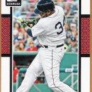 DAVID ORTIZ 2014 Panini Donruss Card #271 BOSTON RED SOX Baseball FREE SHIPPING 271
