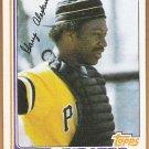 GARY ALEXANDER 1982 Topps Card #11 PITTSBURGH PIRATES Baseball FREE SHIPPING 11