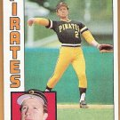 JIM MORRISON 1984 Topps Card #44 PITTSBURGH PIRATES Baseball FREE SHIPPING 44