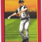 JACK WILSON 2005 Topps Turkey RED BORDER Parallel Card #99 PITTSBURGH PIRATES Baseball FREE SHIPPING