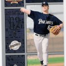 BEN HOWARD 2002 Upper Deck Ballpark Idols ROOKIE Card 229 SAN DIEGO PADRES Baseball FREE SHIPPING #d