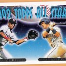 GARY SHEFFIELD & EDGAR MARTINEZ 1993 Topps GOLD Card #403 SEATTLE MARINERS Free Shipping SAN DIEGO